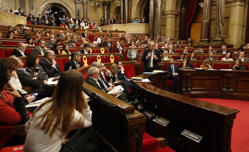 Catalunya sense pressupostos