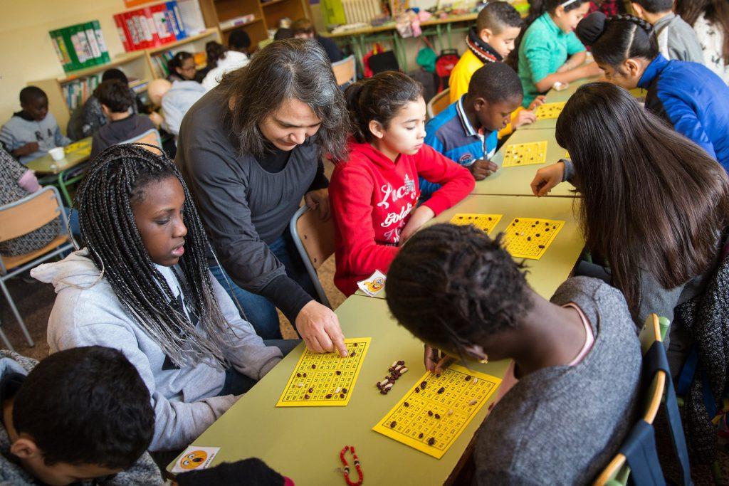 segregació escolar