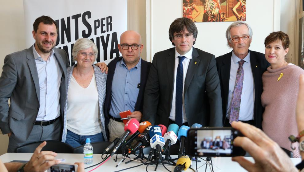 Puigdemont europees