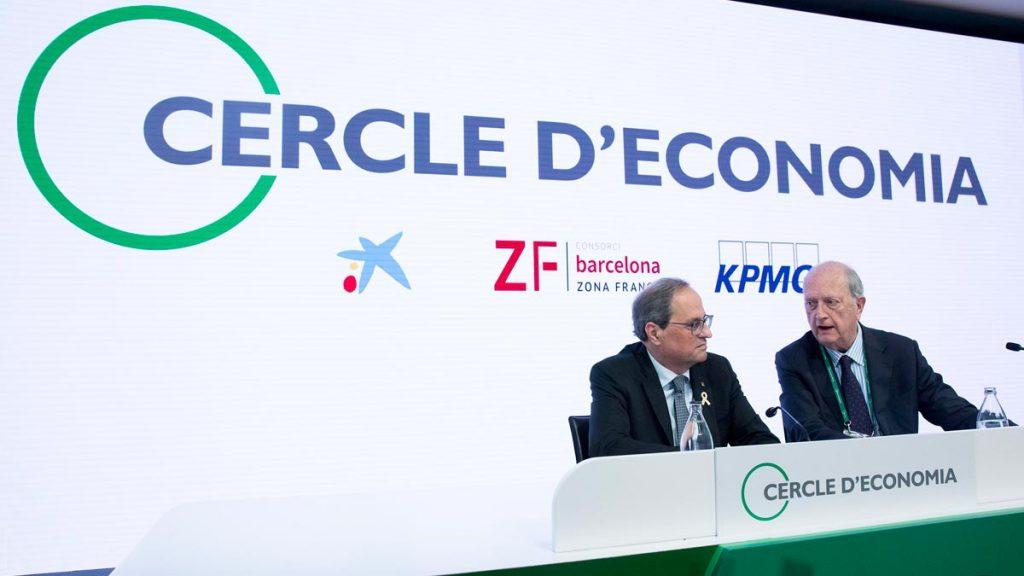 Cercle d'economia