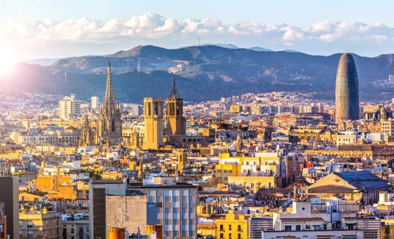 reptes de Barcelona