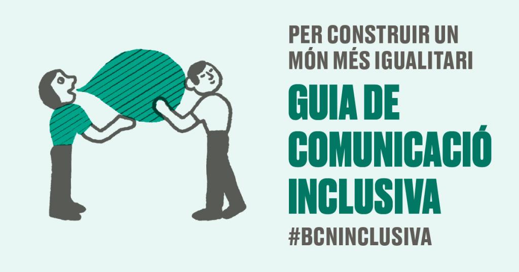 Guia de comunicació inclusiva