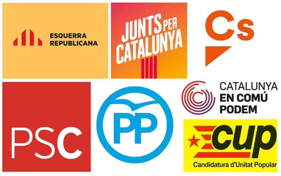 partits politics catalans