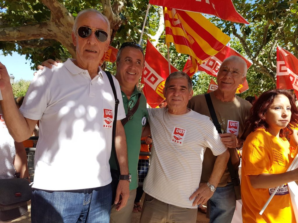 pensions catalanes