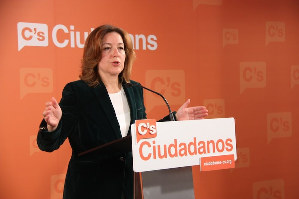 Carina Mejias, candidata per Ciutadans