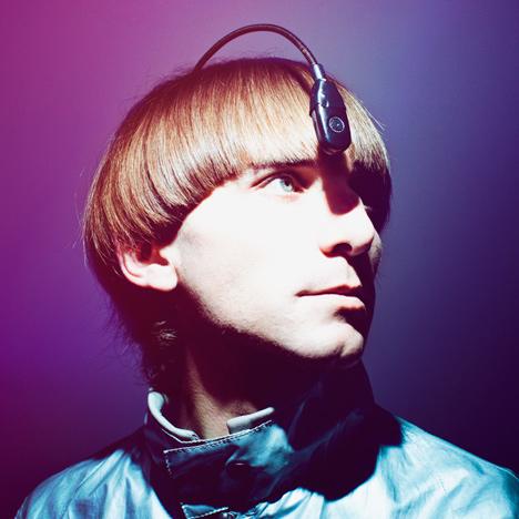 Neil Harbisson, l'únic cíborg existent.
