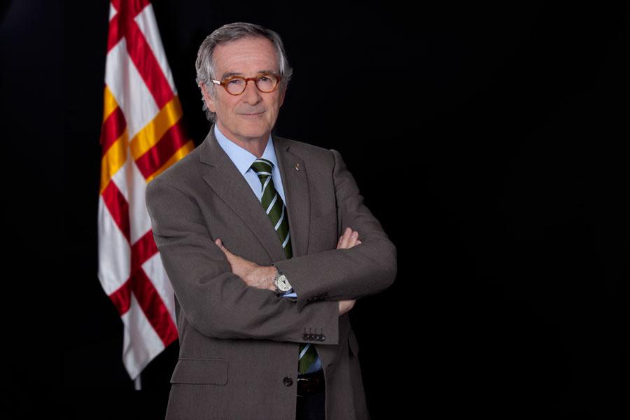 Xavier trias, alcalde Barcelona