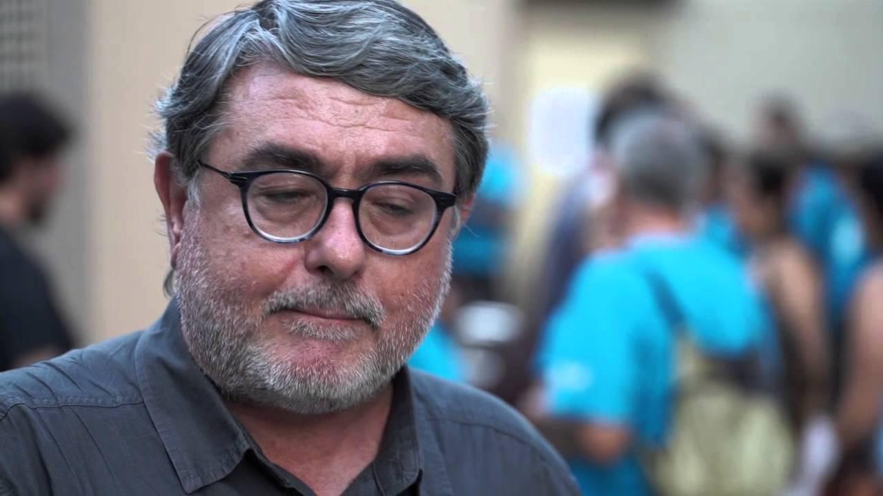 Carles Sastre, exmembre de Terra Lliure.