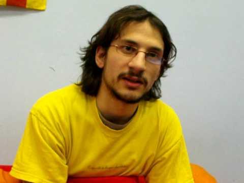 Tomàs Sayes és membre de COS i regidor de l'Ajuntament de Barcelona.