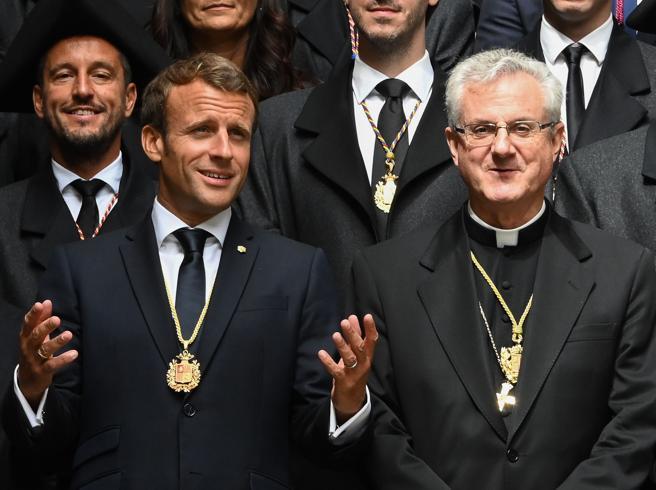 Macron, Andorra, coprincep