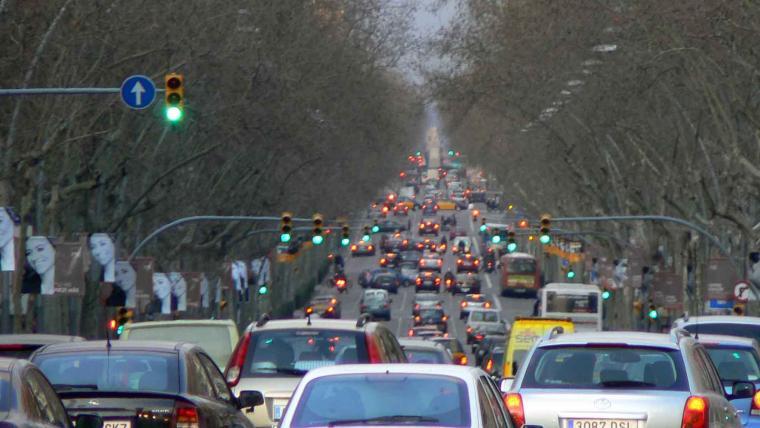 cotxes contaminants
