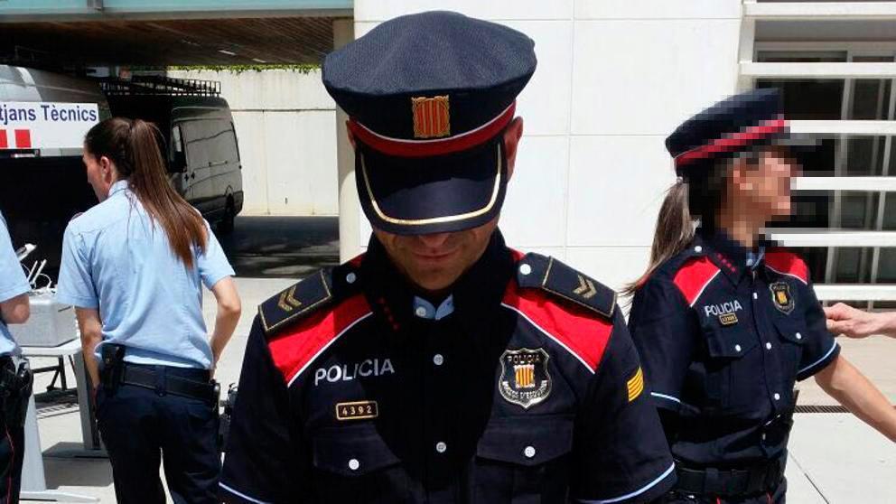 Mossos d'esquadra, Policia