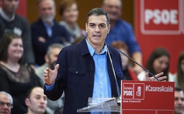 Noves eleccions, Pedro Sánchez