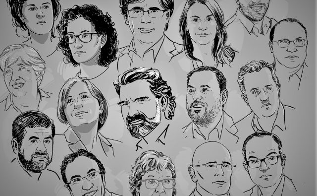 polítics empresonats