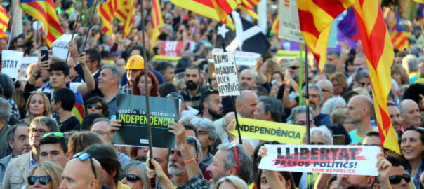 Partits independentistes