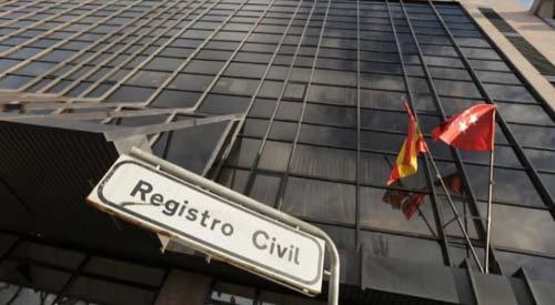 datos registro civil