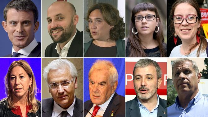 Barcelona crisi política
