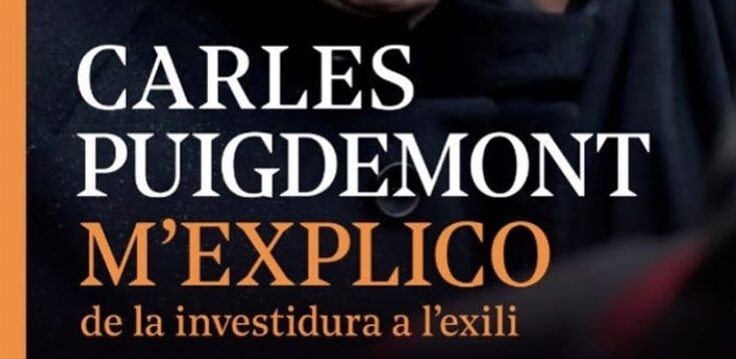 llibre puigdemont