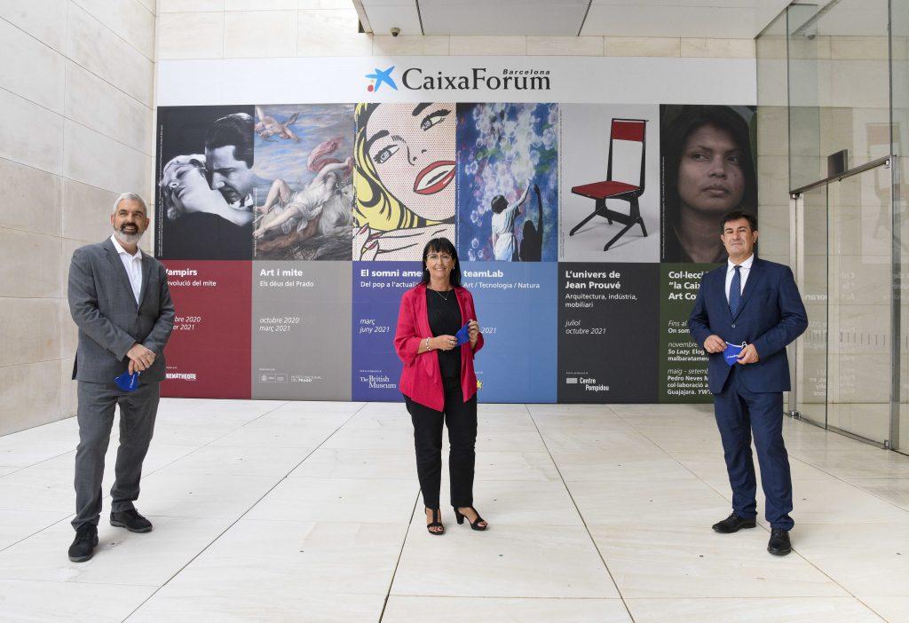 Exposició CaixaForum