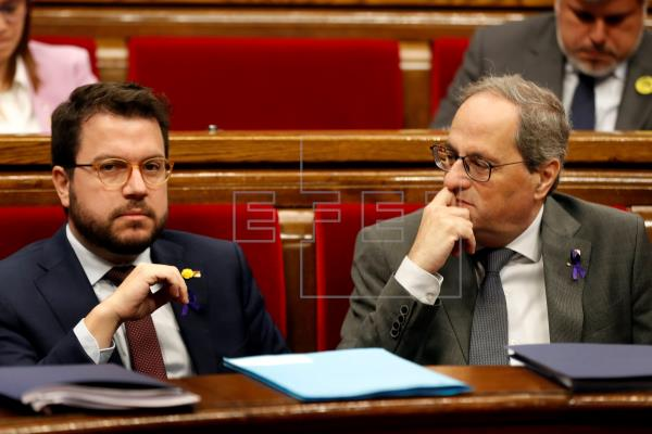 política catalana