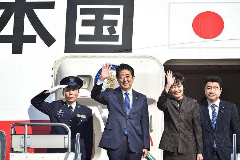 Shinzo Abe Japó