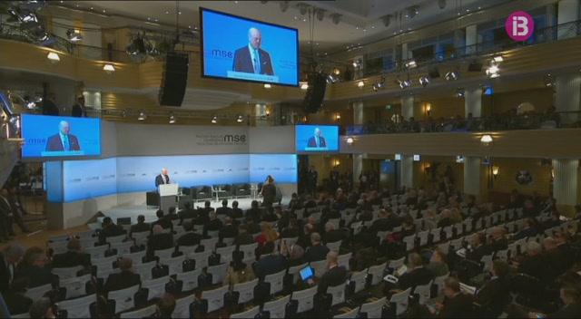 Conferencia de Seguridad de Múnich