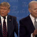 Biden i Trump