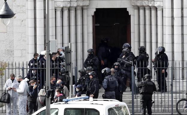 atentat a Niça