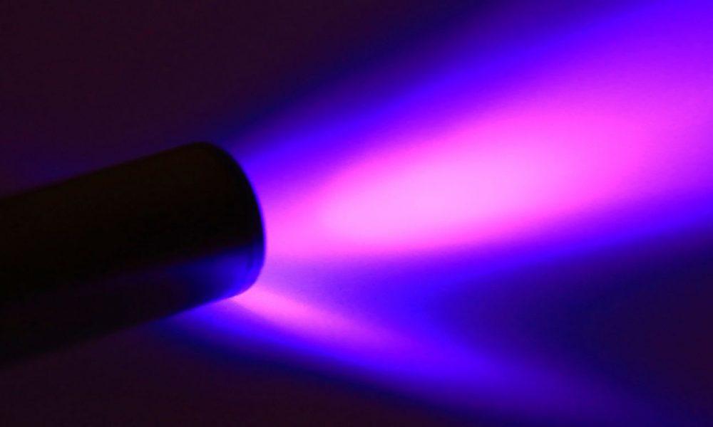 Llum ultraviolada