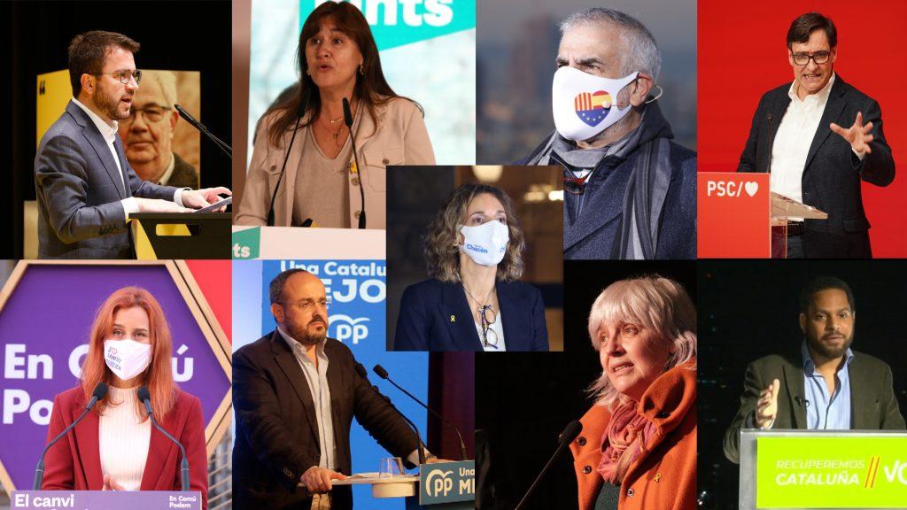 campanya electoral catalunya