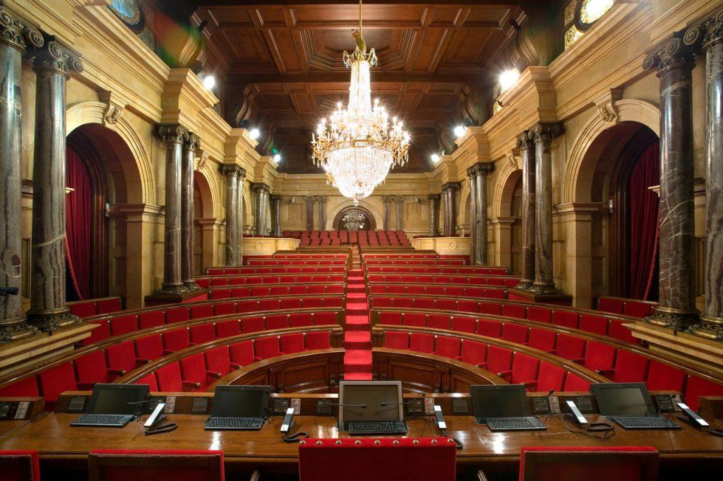 Mesa Parlament