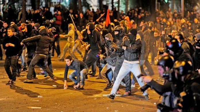 Catalunya decadencia