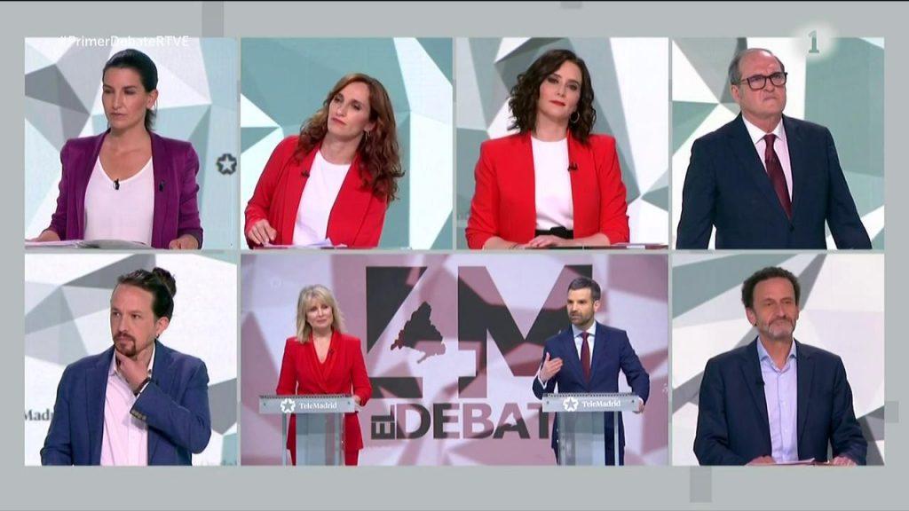 debat madrid