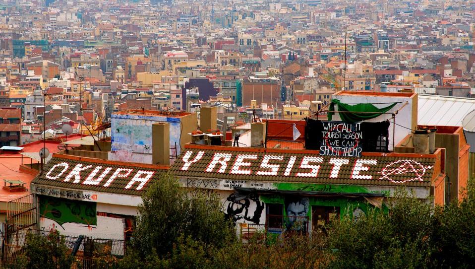 okupes Barcelona