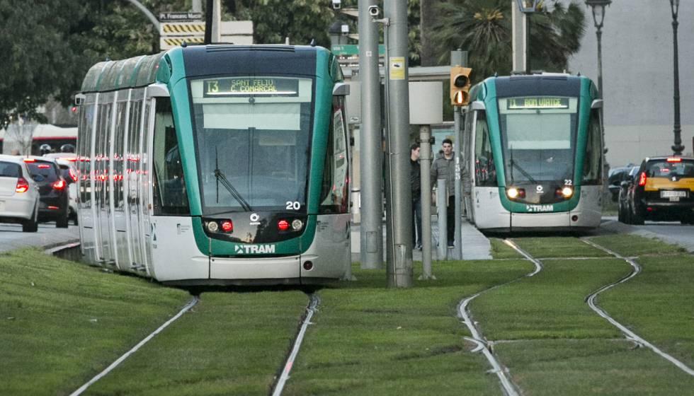 tramvia barcelona