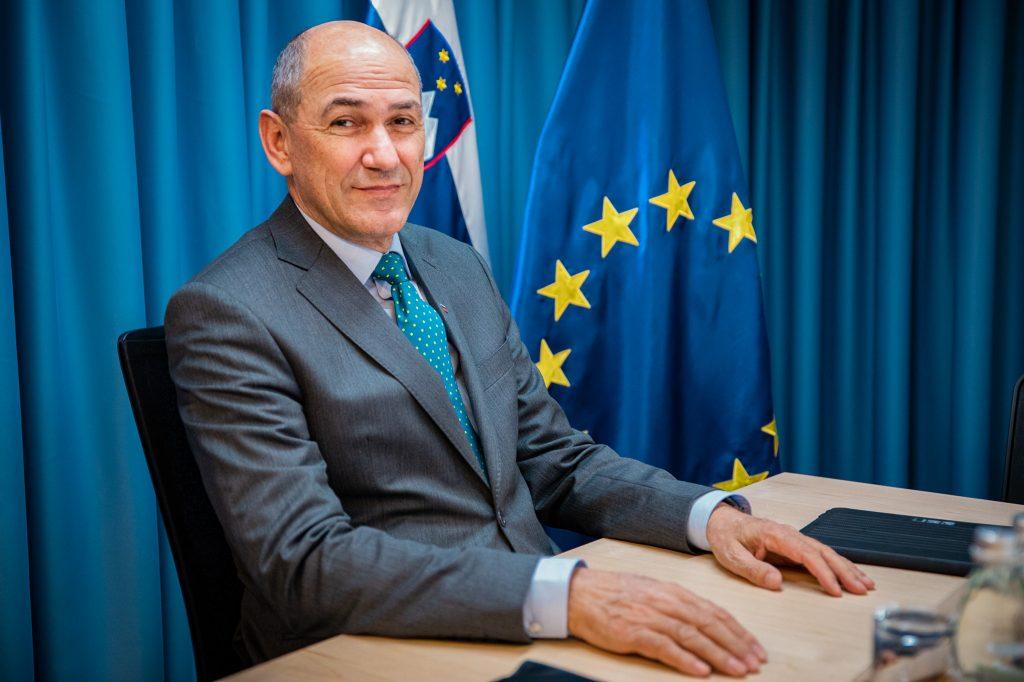 presidència europea eslovena
