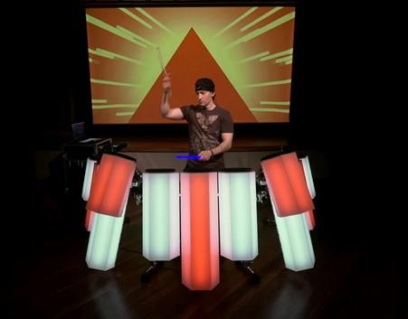 visual drums
