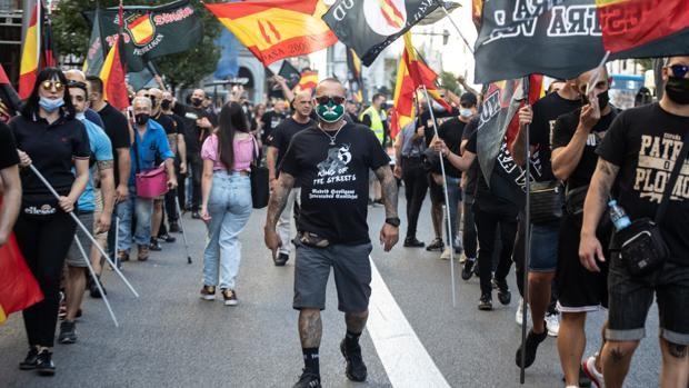 Manifestació nazi
