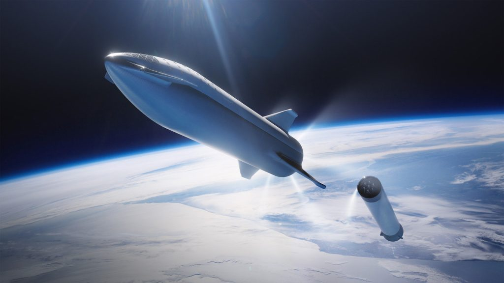 Nova cursa espacial
